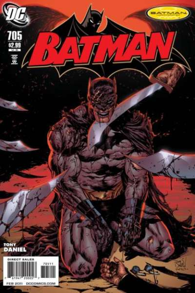Batman #705 comic books for sale