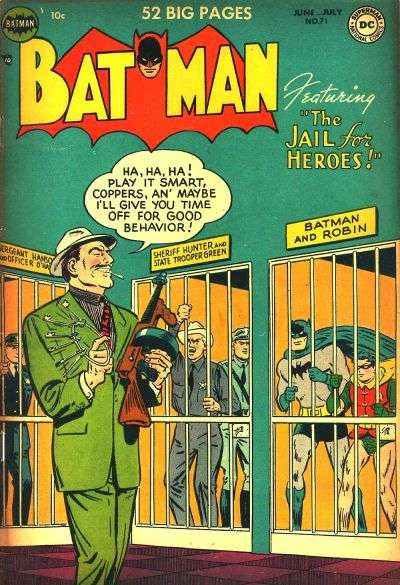 Batman #71 Comic Books - Covers, Scans, Photos  in Batman Comic Books - Covers, Scans, Gallery