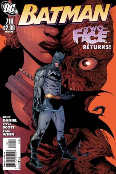 Batman #710 Comic Books - Covers, Scans, Photos  in Batman Comic Books - Covers, Scans, Gallery