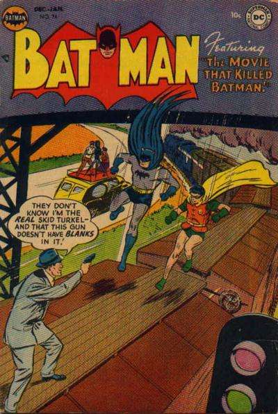 Batman #74 Comic Books - Covers, Scans, Photos  in Batman Comic Books - Covers, Scans, Gallery