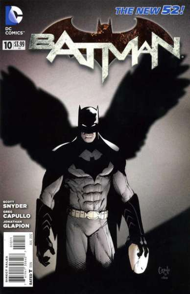Batman #10 Comic Books - Covers, Scans, Photos  in Batman Comic Books - Covers, Scans, Gallery
