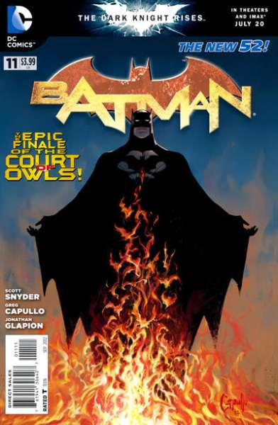 Batman #11 Comic Books - Covers, Scans, Photos  in Batman Comic Books - Covers, Scans, Gallery