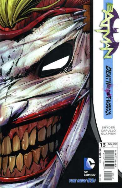Batman #13 Comic Books - Covers, Scans, Photos  in Batman Comic Books - Covers, Scans, Gallery