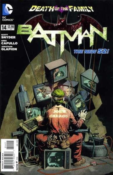 Batman #14 comic books - cover scans photos Batman #14 comic books - covers, picture gallery