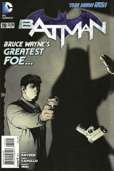 Batman #19 Comic Books - Covers, Scans, Photos  in Batman Comic Books - Covers, Scans, Gallery