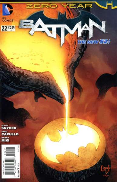 Batman #22 comic books - cover scans photos Batman #22 comic books - covers, picture gallery