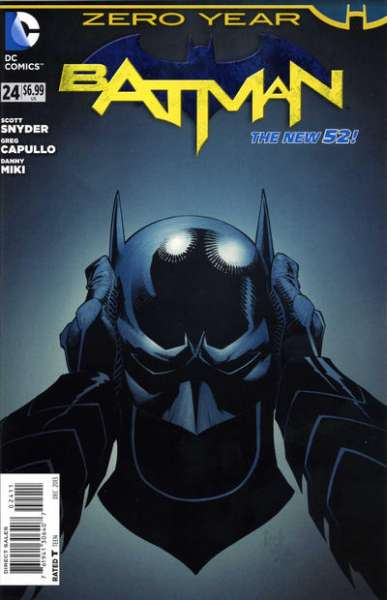 Batman #24 comic books - cover scans photos Batman #24 comic books - covers, picture gallery