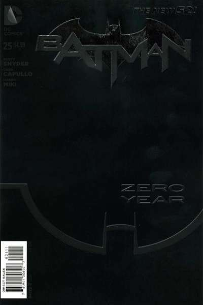 Batman #25 comic books - cover scans photos Batman #25 comic books - covers, picture gallery