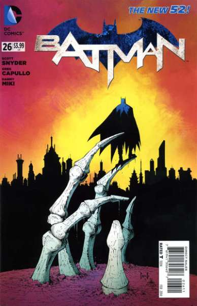 Batman #26 Comic Books - Covers, Scans, Photos  in Batman Comic Books - Covers, Scans, Gallery
