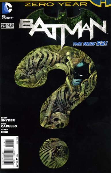 Batman #29 comic books - cover scans photos Batman #29 comic books - covers, picture gallery