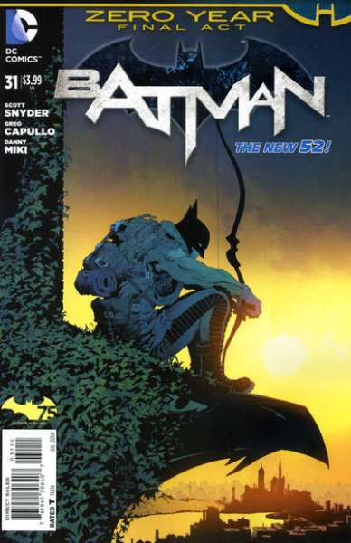 Batman #31 comic books - cover scans photos Batman #31 comic books - covers, picture gallery