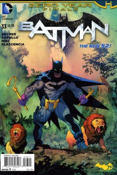 Batman #33 comic books for sale