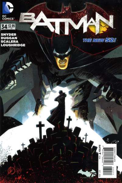 Batman #34 Comic Books - Covers, Scans, Photos  in Batman Comic Books - Covers, Scans, Gallery