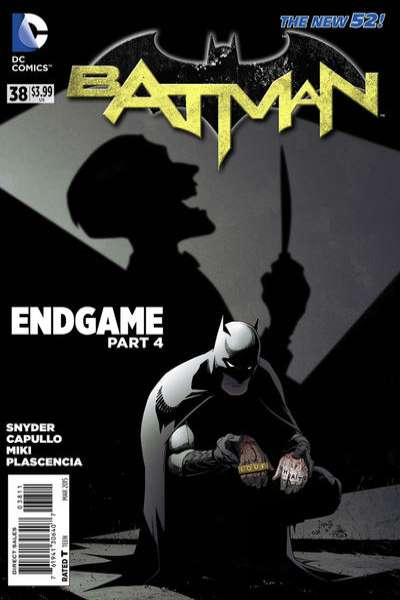 Batman #38 comic books for sale