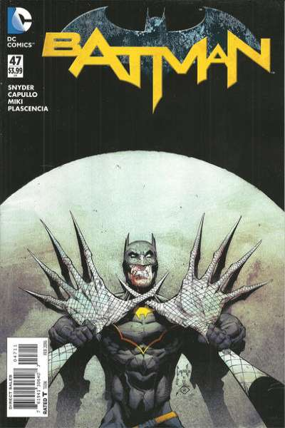 Batman #47 comic books for sale
