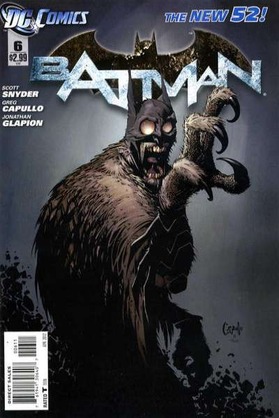 Batman #6 Comic Books - Covers, Scans, Photos  in Batman Comic Books - Covers, Scans, Gallery