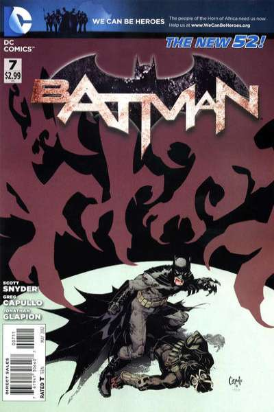 Batman #7 Comic Books - Covers, Scans, Photos  in Batman Comic Books - Covers, Scans, Gallery