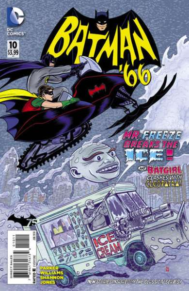 Batman '66 #10 comic books for sale