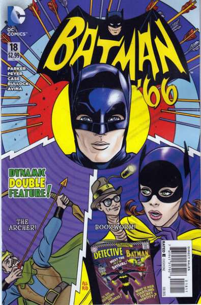 Batman '66 #18 comic books for sale