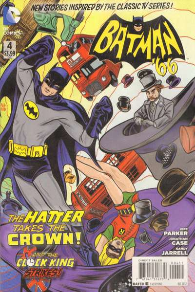 Batman '66 #4 comic books for sale