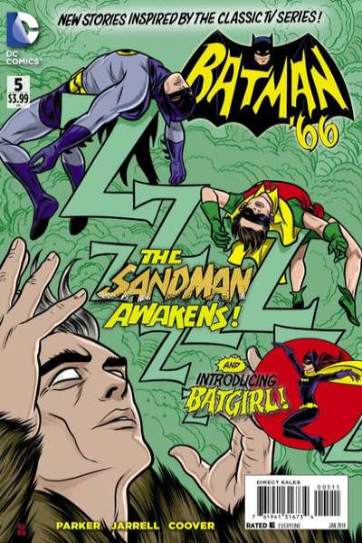 Batman '66 #5 comic books for sale