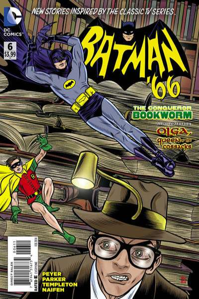 Batman '66 #6 comic books for sale