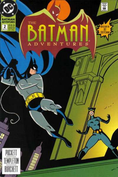 Batman Adventures #2 comic books for sale