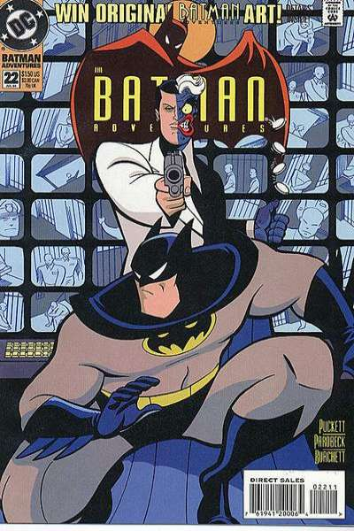 Batman Adventures #22 comic books for sale