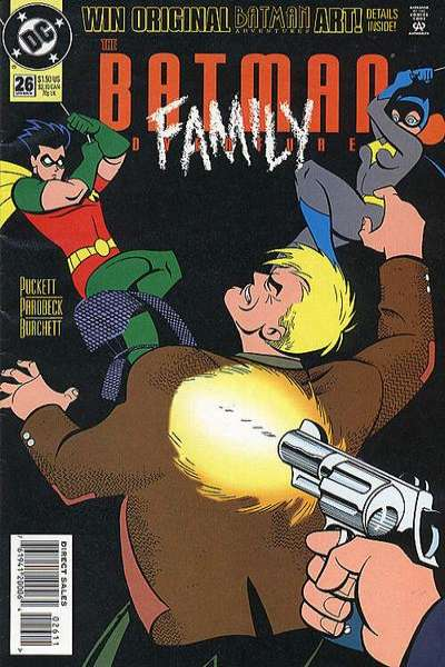Batman Adventures #26 Comic Books - Covers, Scans, Photos  in Batman Adventures Comic Books - Covers, Scans, Gallery