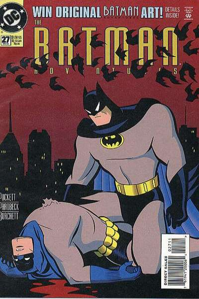 Batman Adventures #27 Comic Books - Covers, Scans, Photos  in Batman Adventures Comic Books - Covers, Scans, Gallery