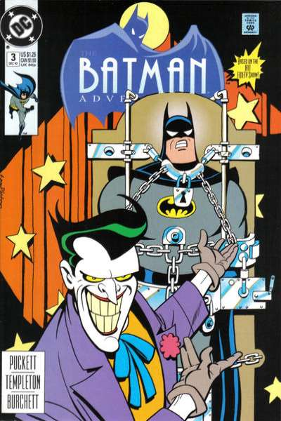 Batman Adventures #3 comic books for sale