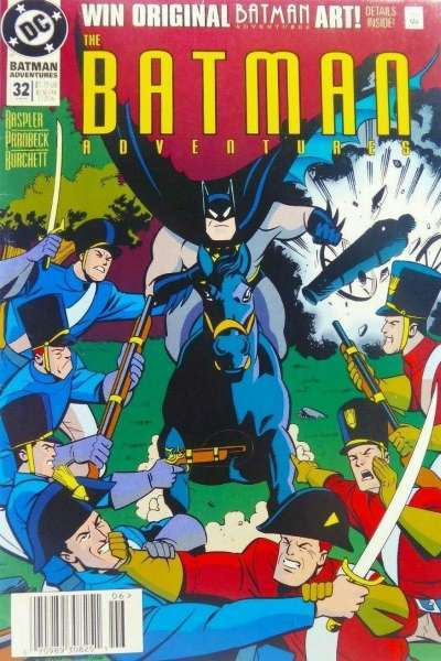 Batman Adventures #32 comic books for sale