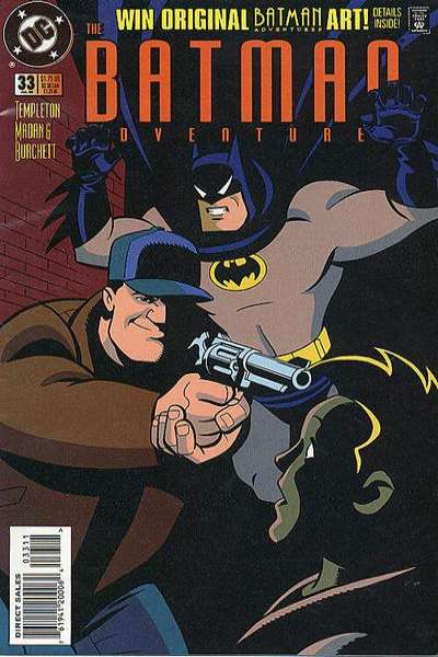 Batman Adventures #33 comic books for sale