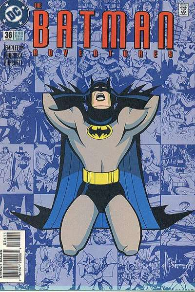 Batman Adventures #36 Comic Books - Covers, Scans, Photos  in Batman Adventures Comic Books - Covers, Scans, Gallery
