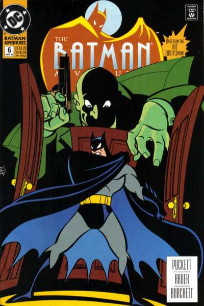 Batman Adventures #6 Comic Books - Covers, Scans, Photos  in Batman Adventures Comic Books - Covers, Scans, Gallery