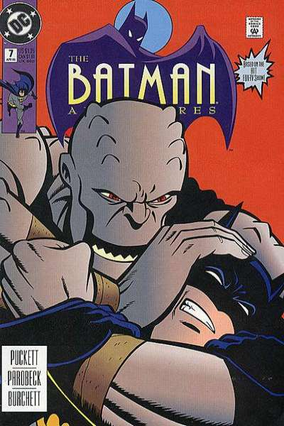 Batman Adventures #7 Comic Books - Covers, Scans, Photos  in Batman Adventures Comic Books - Covers, Scans, Gallery