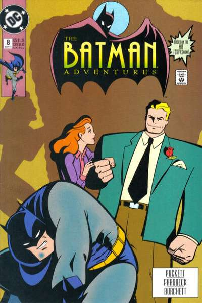 Batman Adventures #8 Comic Books - Covers, Scans, Photos  in Batman Adventures Comic Books - Covers, Scans, Gallery