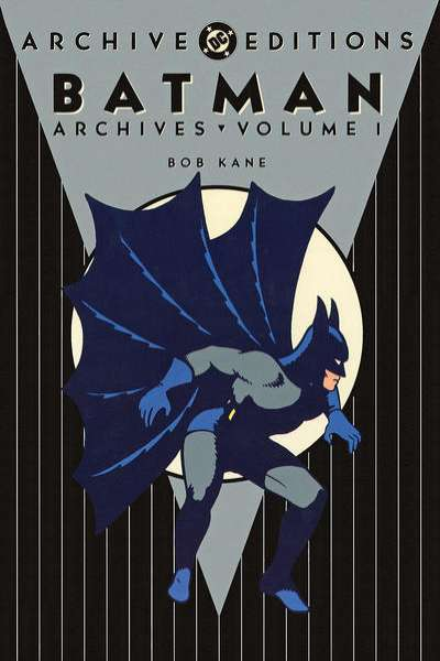 Batman Archives - Hardcover #1 Comic Books - Covers, Scans, Photos  in Batman Archives - Hardcover Comic Books - Covers, Scans, Gallery