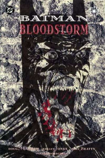 Batman: Bloodstorm - Hardcover #1 comic books - cover scans photos Batman: Bloodstorm - Hardcover #1 comic books - covers, picture gallery