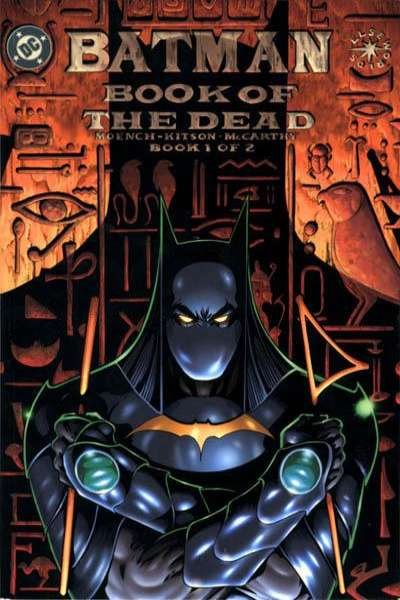 Batman: Book of the Dead comic books