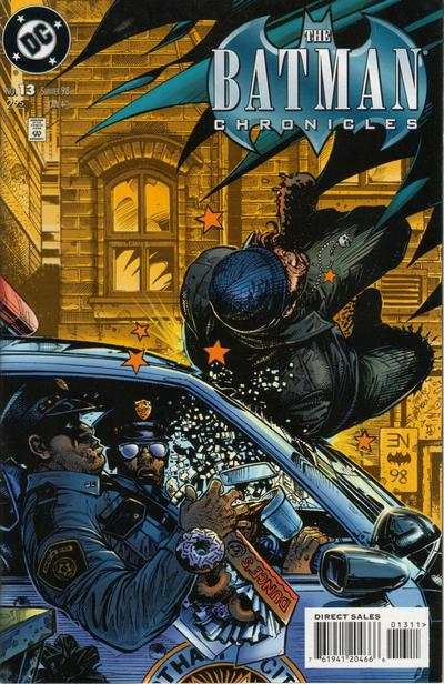 Batman Chronicles #13 comic books for sale
