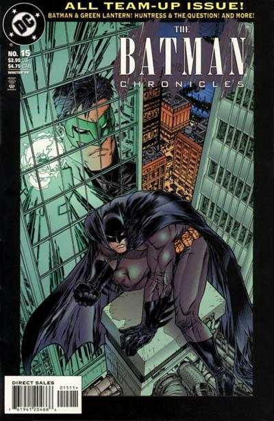 Batman Chronicles #15 comic books for sale