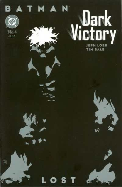 Batman: Dark Victory #4 Comic Books - Covers, Scans, Photos  in Batman: Dark Victory Comic Books - Covers, Scans, Gallery