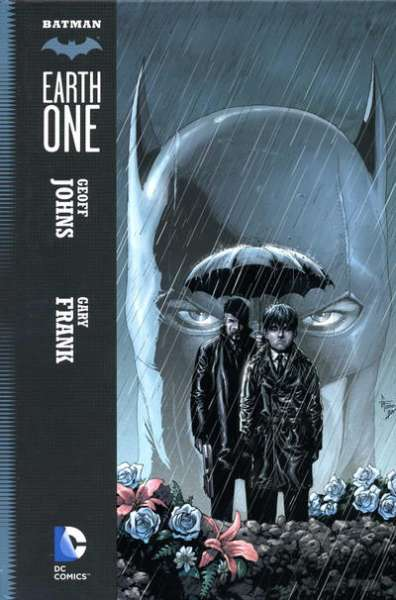 Batman: Earth One - Hardcover #1 comic books - cover scans photos Batman: Earth One - Hardcover #1 comic books - covers, picture gallery