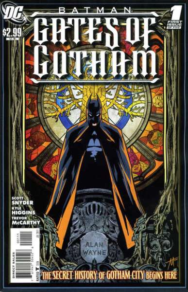 Batman: Gates of Gotham comic books