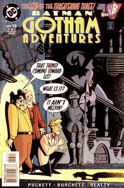 Batman: Gotham Adventures #13 Comic Books - Covers, Scans, Photos  in Batman: Gotham Adventures Comic Books - Covers, Scans, Gallery