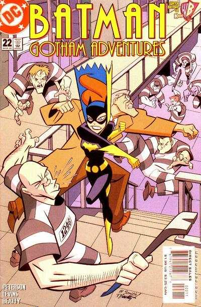 Batman: Gotham Adventures #22 Comic Books - Covers, Scans, Photos  in Batman: Gotham Adventures Comic Books - Covers, Scans, Gallery