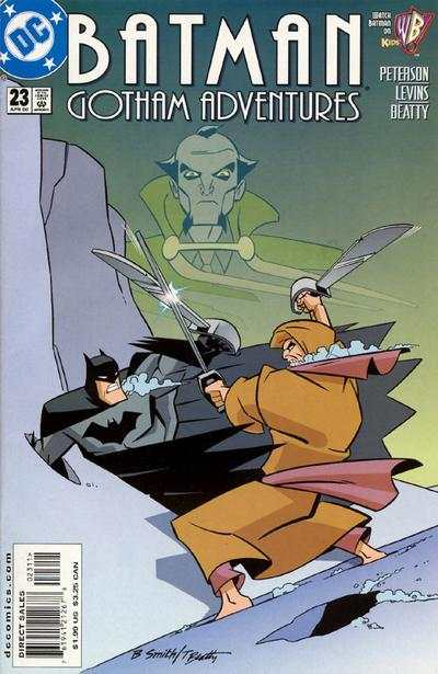 Batman: Gotham Adventures #23 Comic Books - Covers, Scans, Photos  in Batman: Gotham Adventures Comic Books - Covers, Scans, Gallery