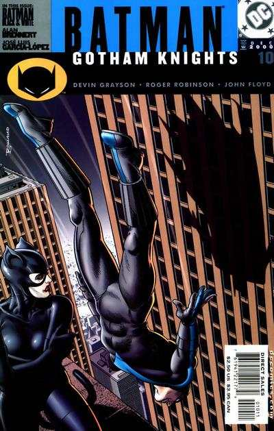Batman: Gotham Knights #10 comic books - cover scans photos Batman: Gotham Knights #10 comic books - covers, picture gallery