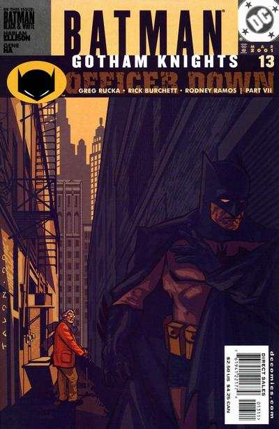 Batman: Gotham Knights #13 comic books - cover scans photos Batman: Gotham Knights #13 comic books - covers, picture gallery